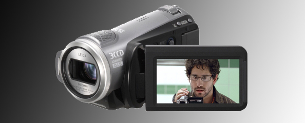 Panasonic  SD9 Full HD